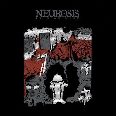 NEUROSIS - Pain Of Mind / CD