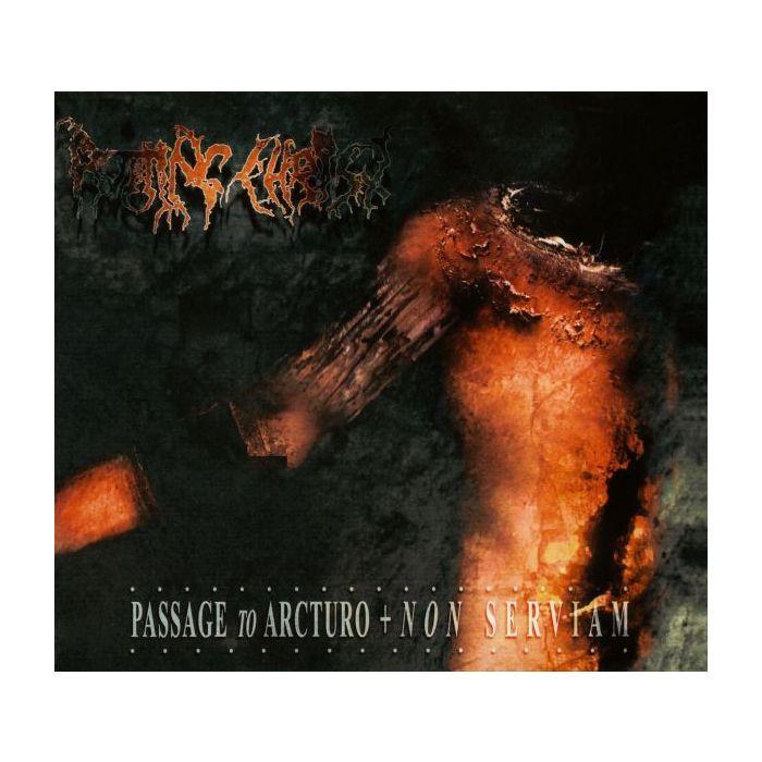 ROTTING CHRIST-Passage To Arcturo + Non Serviam/2CD