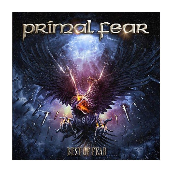 PRIMAL FEAR - Best Of Fear / 2CD
