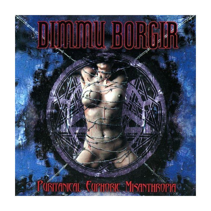 DIMMU BORGIR-Puritanical Euphoric Misanthropia/CD