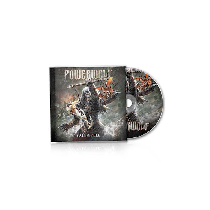 POWERWOLF - Call Of The Wild / CD