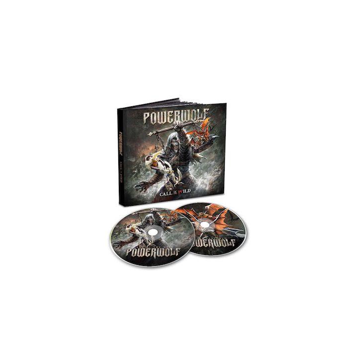 POWERWOLF - Call Of The Wild / MEDIABOOK 2CD