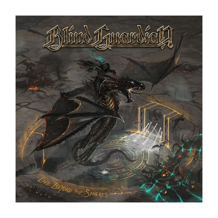 BLIND GUARDIAN-Live Beyond The Spheres/3CD Digipack