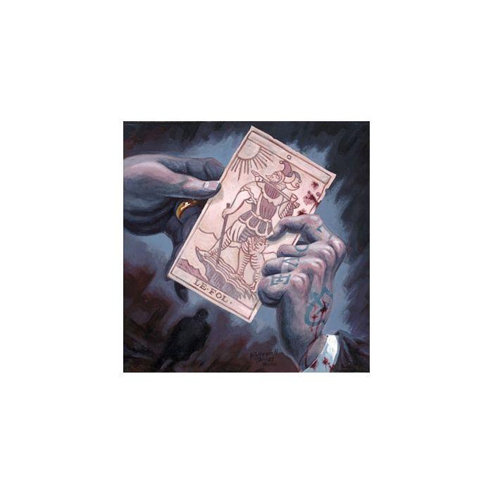 AUDREY HORNE - Le Fol / Import Clear Blue LP