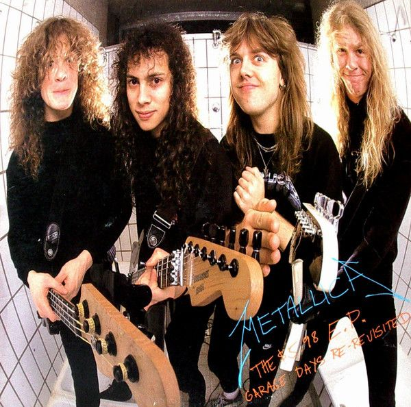 METALLICA - The $5.98 EP Garage Days Re-Revisited / 12