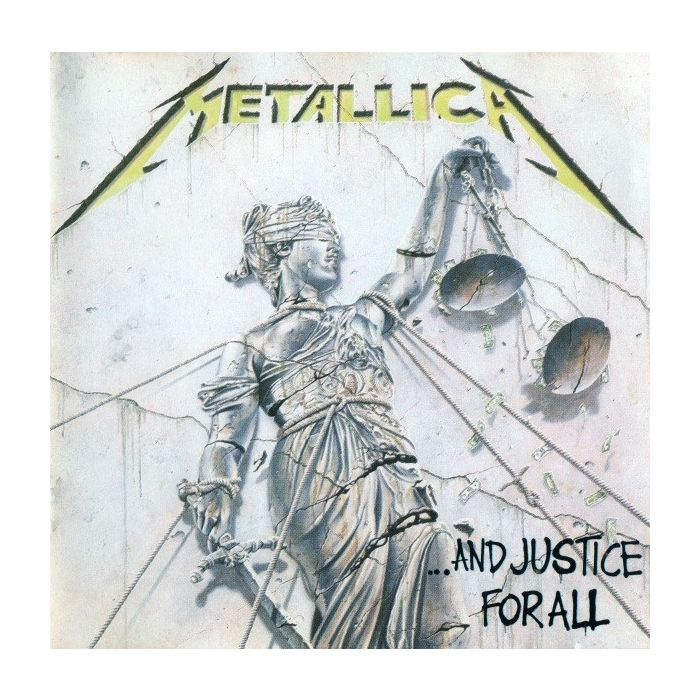 METALLICA - ...And Justice For All / LP