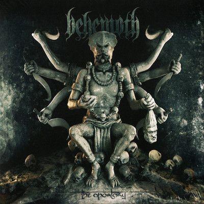 BEHEMOTH - The Apostasy / CD