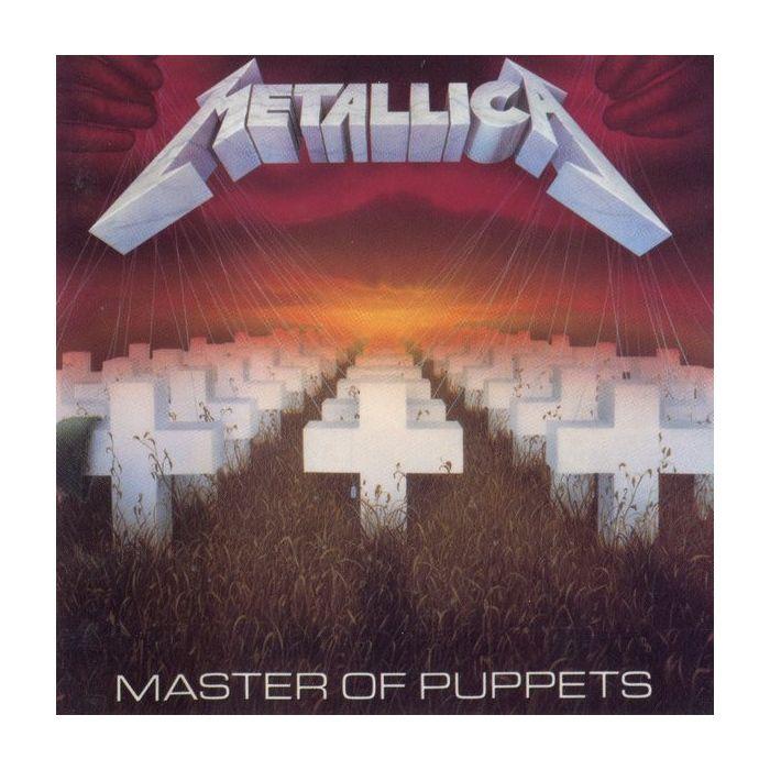 METALLICA - Master Of Puppets / LP