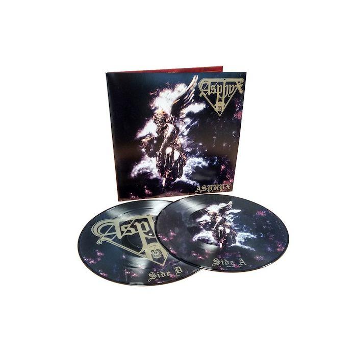 ASPHYX - Asphyx / Import Picture Disc 2LP