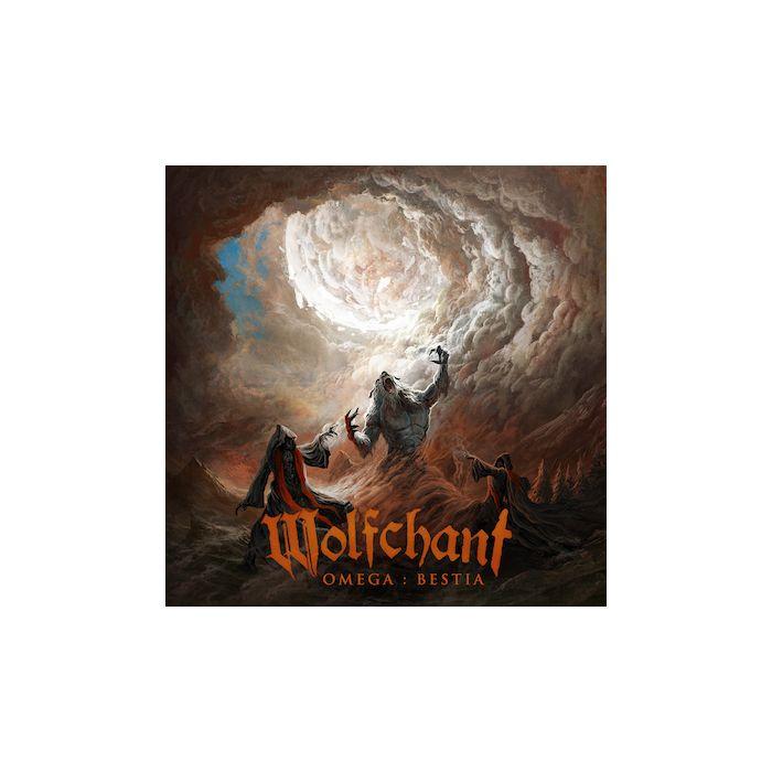 WOLFCHANT - Omega Bestia / CD