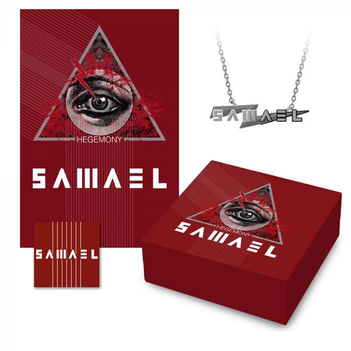 SAMAEL-Hegemony/Limited Edition DELUXE BOXSET