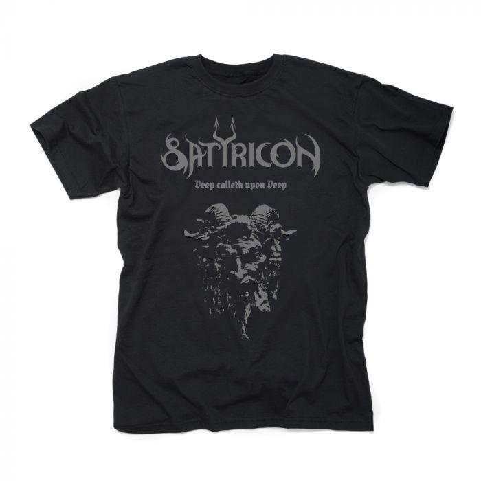 SATYRICON-Deep calleth upon deep Devil/T-Shirt