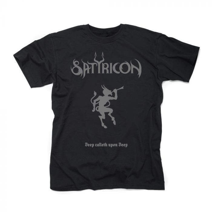 SATYRICON-Deep calleth upon deep Satyr/T-Shirt
