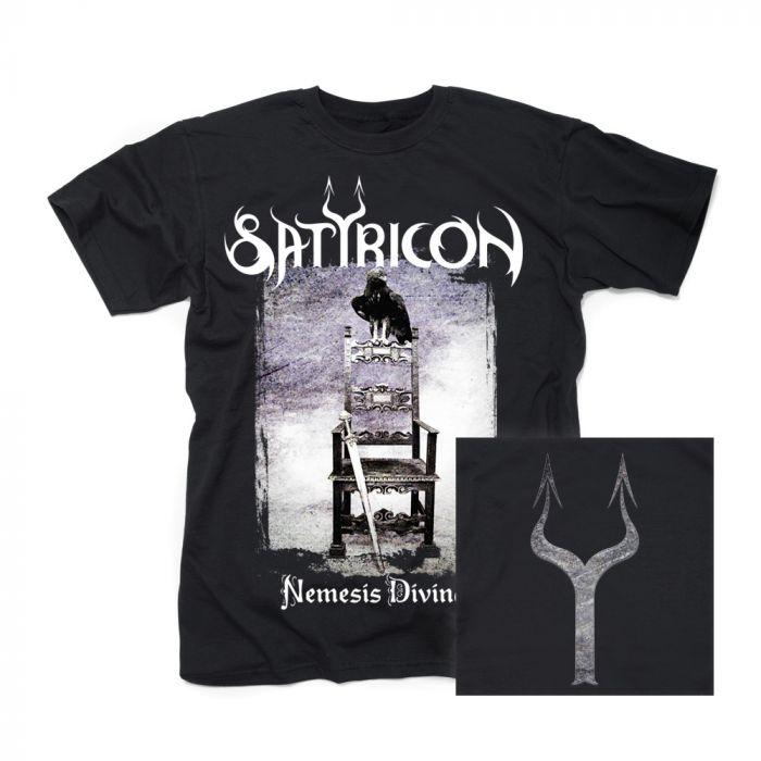 SATYRICON-Nemesis Divina/T-Shirt