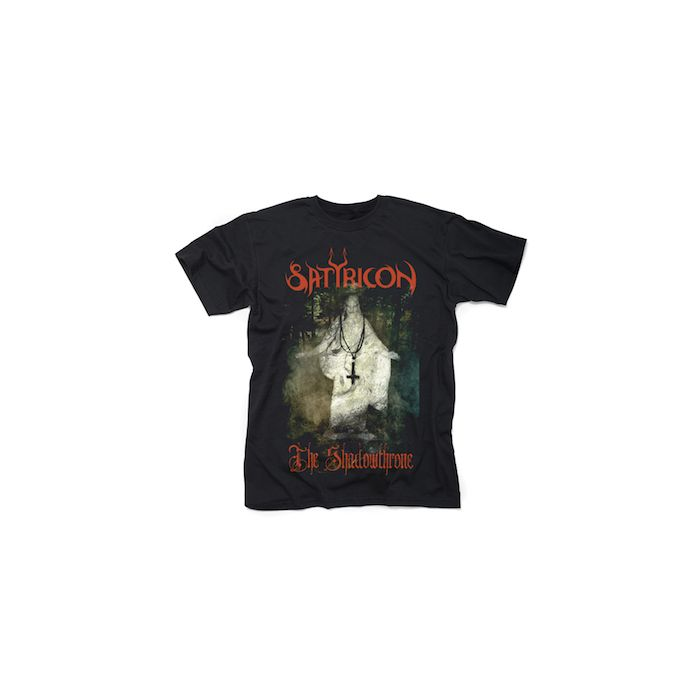 SATYRICON - The Shadowthrone / T-SHIRT
