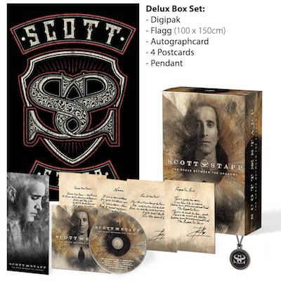 SCOTT STAPP - The Space Between the Shadows / Limited Edition Deluxe Boxset