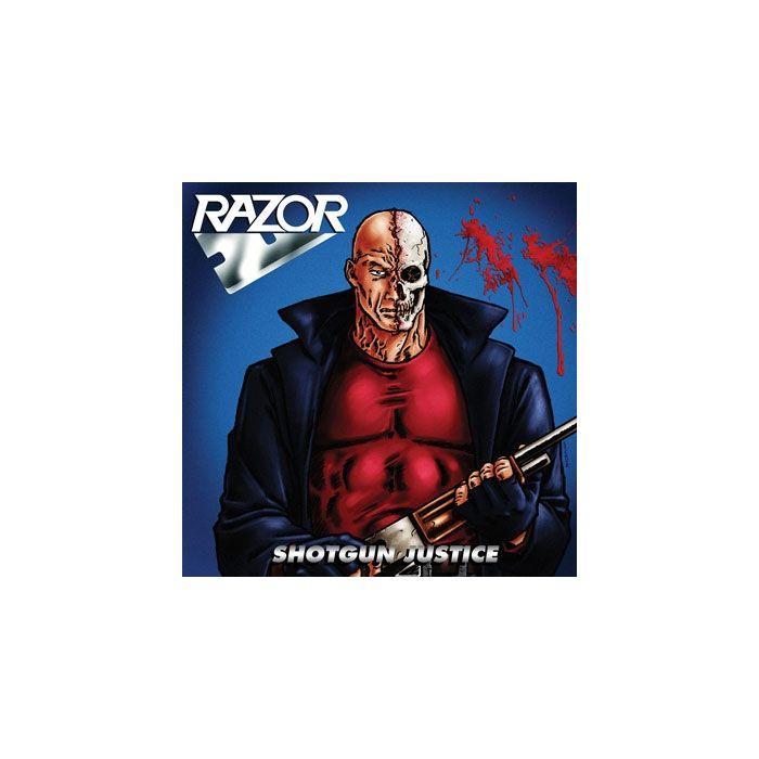 RAZOR - Shotgun Justice / CD