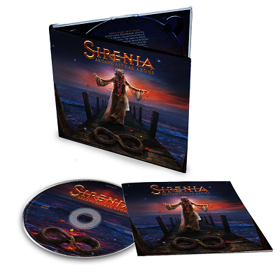 SIRENIA-Arcane Astral Aeons/Limited Edition Digipack CD