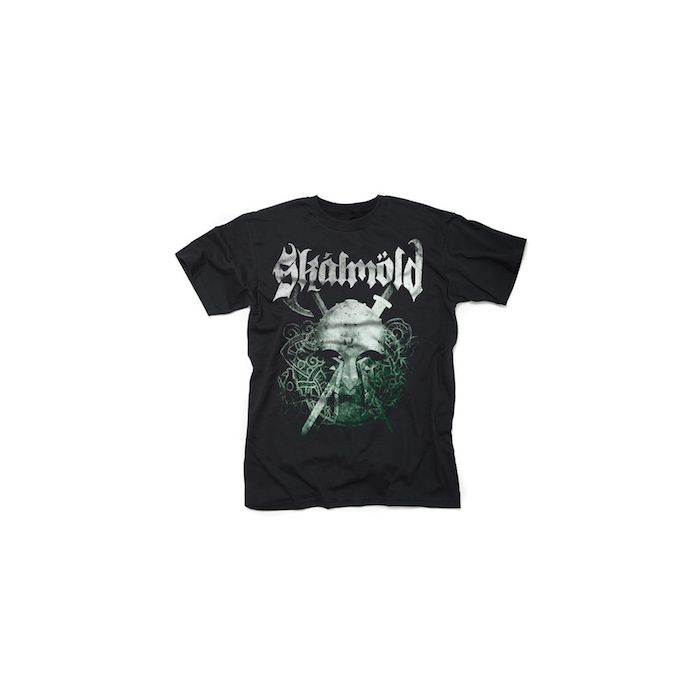 SKALMOLD - Helmet / T-Shirt