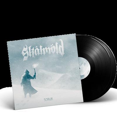 SKALMOLD- Sorgir/Limited Edition BLACK Vinyl Gatefold 2LP
