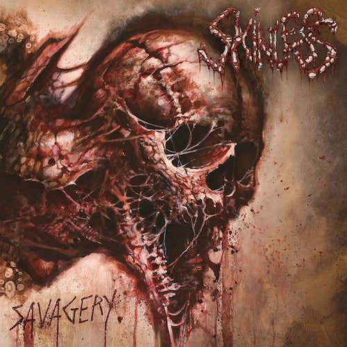SKINLESS - Savagery / CD