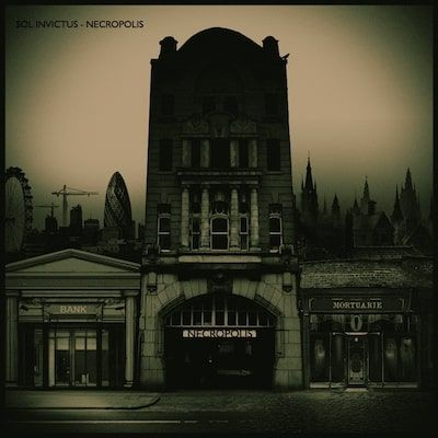 SOL INVICTUS - Necropolis / LP