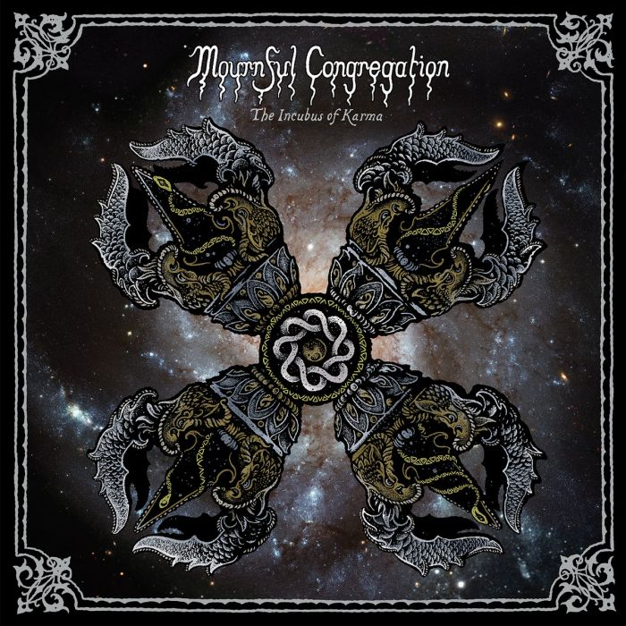 MOURNFUL CONGREGATION - The Incubus Of Karma / 2LP