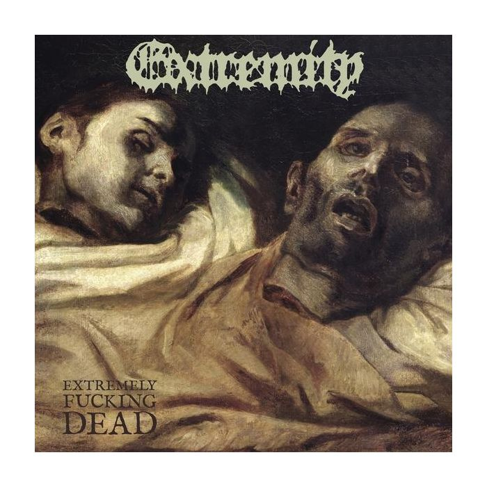 EXTREMITY - Extremely Fucking Dead / Color LP
