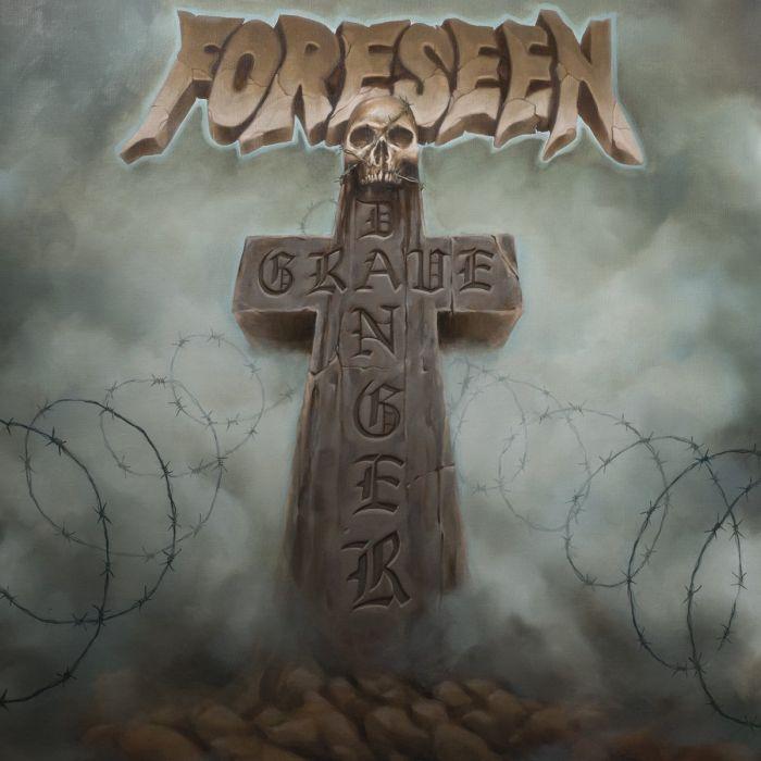 FORESEEN - Grave Danger / Electric Blue LP