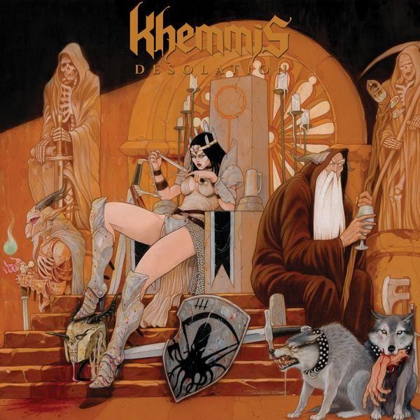 KHEMMIS - Desolation / LP