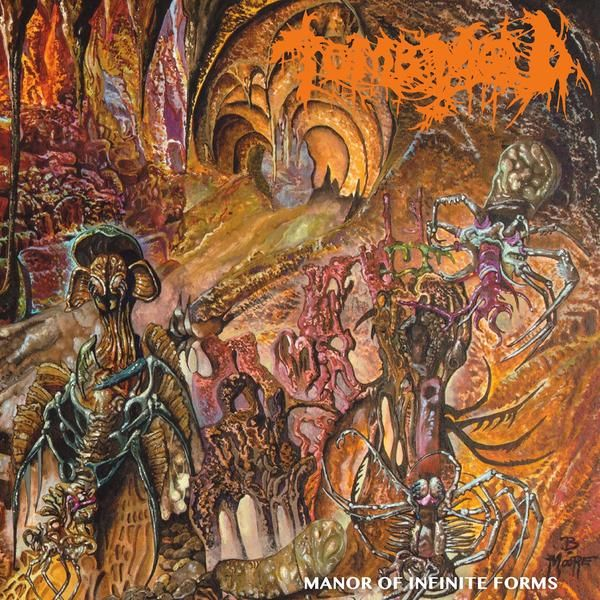 TOMB MOLD - Manor Of Infinite Forms / LP