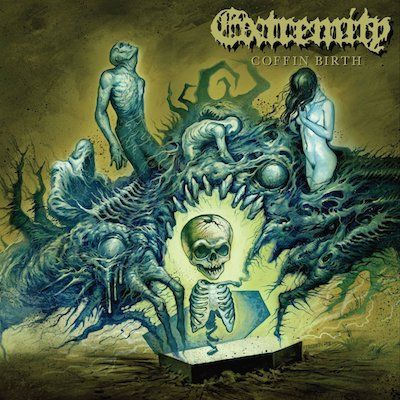 EXTREMITY - Coffin Birth / CD