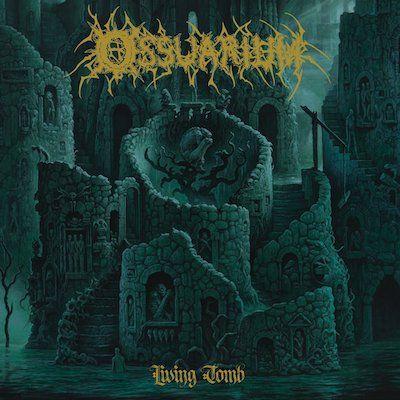 OSSUARIUM - Living Tomb / CD