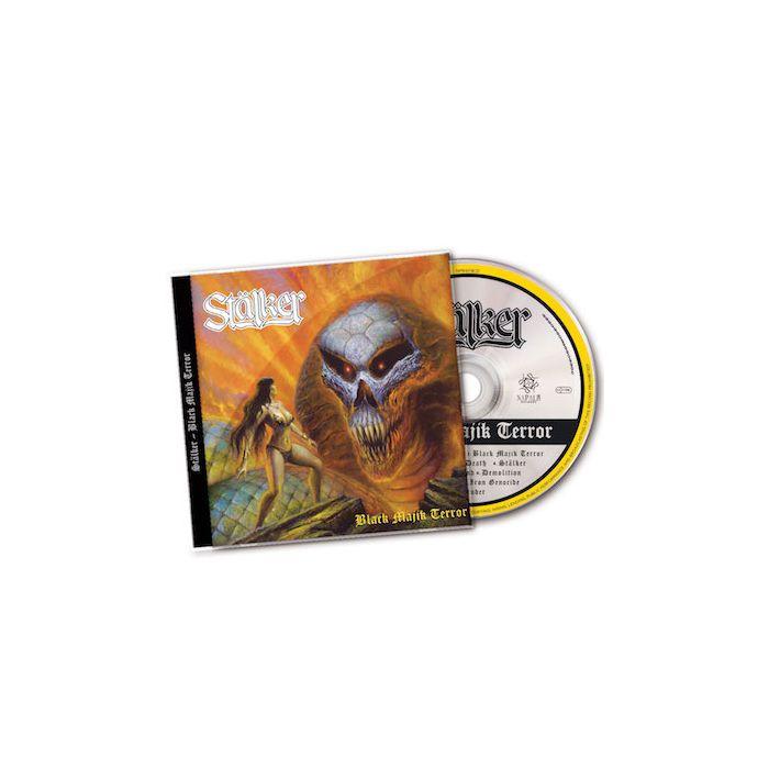 STALKER - Black Majik Terror / CD