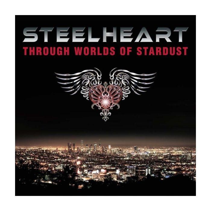 STEELHEART - Through Worlds Of Stardust / CD