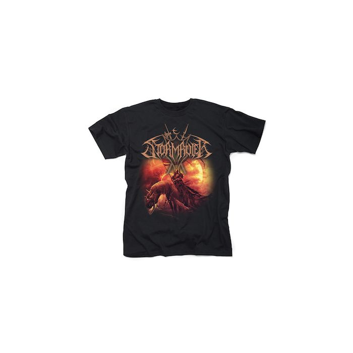 STORMRULER - Under The Burning Eclipse / T-Shirt