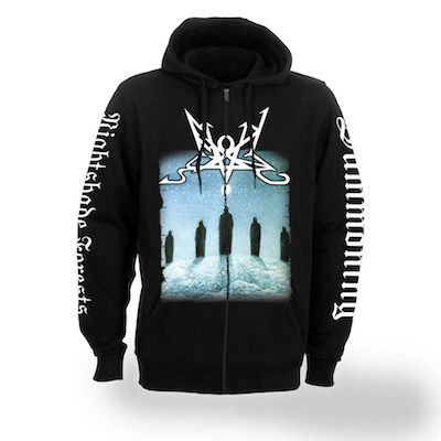 SUMMONING - Nightshade Forests / Zip Hoodie