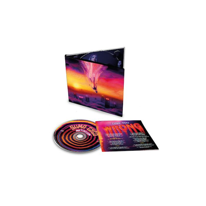 SUMO CYCO - Initiation / Digipak CD