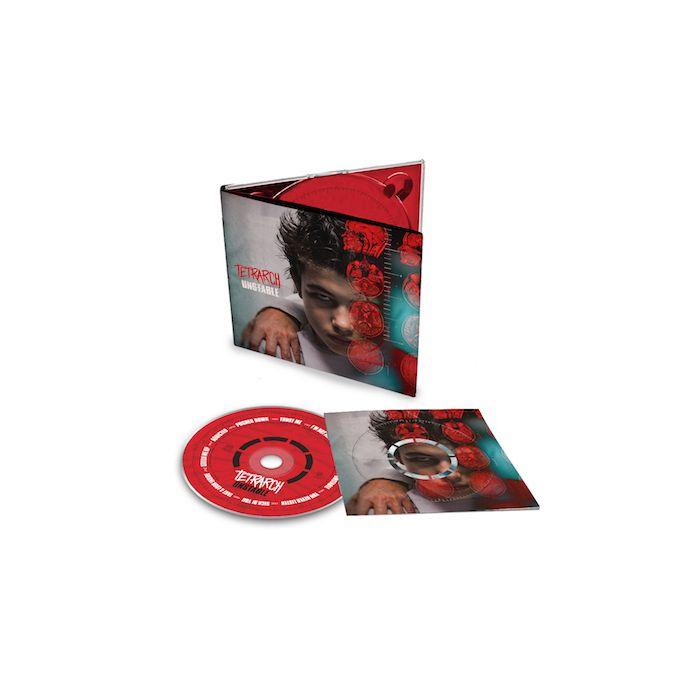 TETRARCH - Unstable / Digipak CD