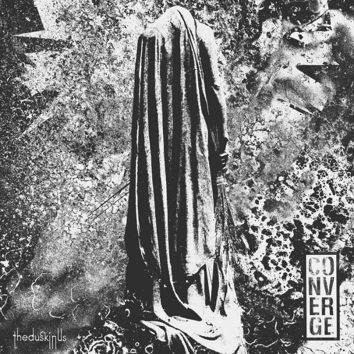CONVERGE - The Dusk In Us / Blue LP