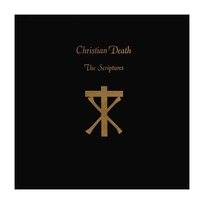 CHRISTIAN DEATH-The Scriptures/LP