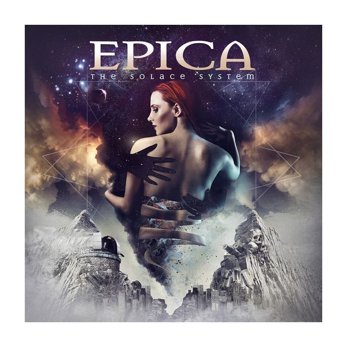 EPICA-The Solace System/CD