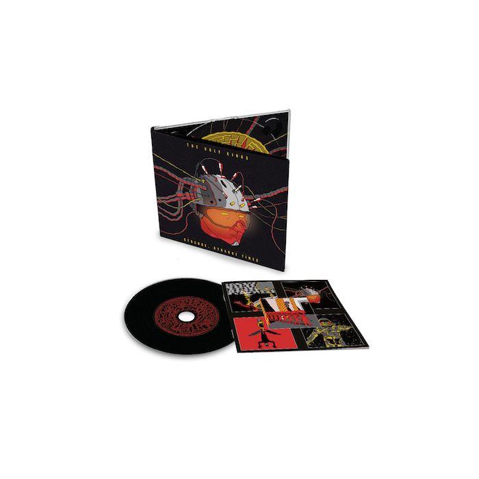THE UGLY KINGS - Strange, Strange Times / Digipak CD PRE-ORDER RELEASE DATE 8/13/21