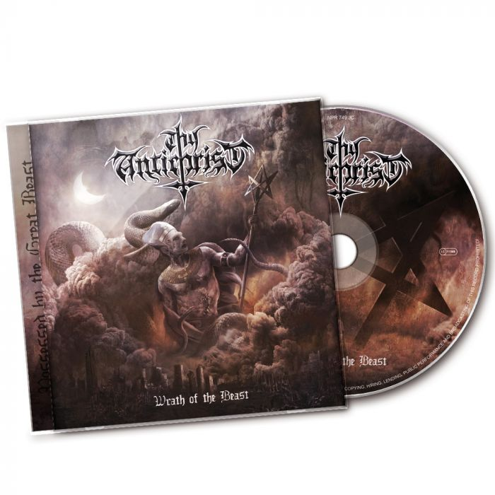 THY ANTICHRIST-Wrath Of The Beast/CD