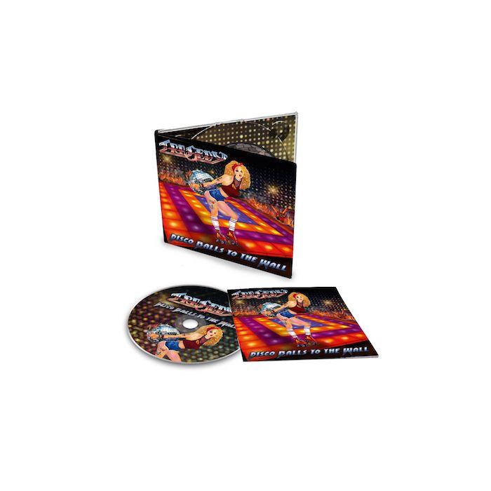TRAGEDY - Disco Balls To The Wall / Digipak CD
