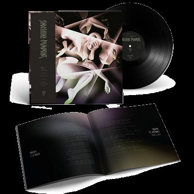 THE SMASHING PUMPKINS-SHINY AND OH SO BRIGHT, VOL. 1 / LP: NO PAST. NO FUTURE. NO SUN./Limited Edition BLACK Vinyl Gatefold LP