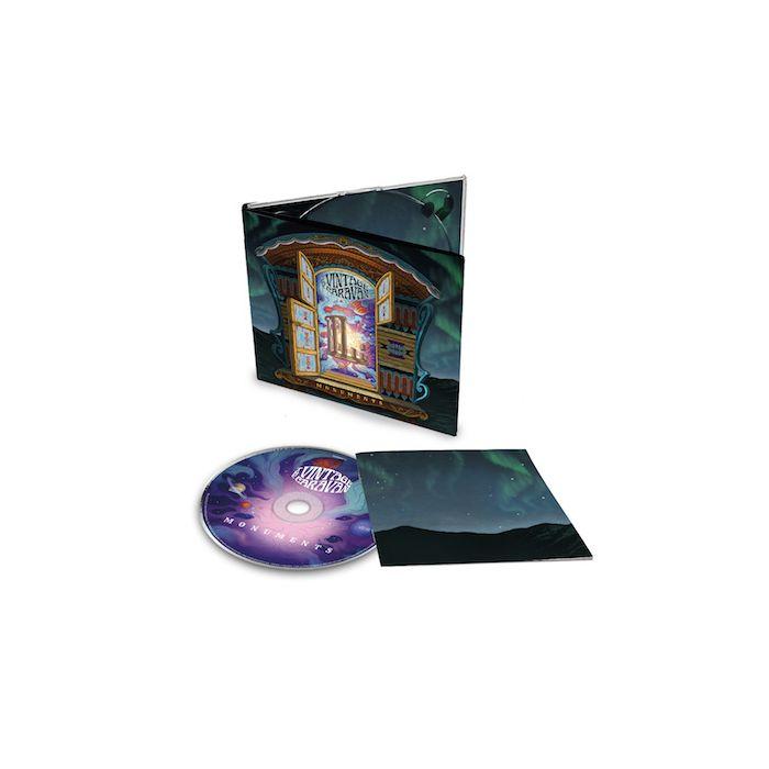 THE VINTAGE CARAVAN - Monuments / Digipak CD