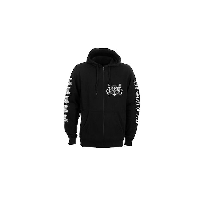 UNLEASHED - No Sign Of Life / Zip Hoodie PRE ORDER RELEASE DATE 11/12/21