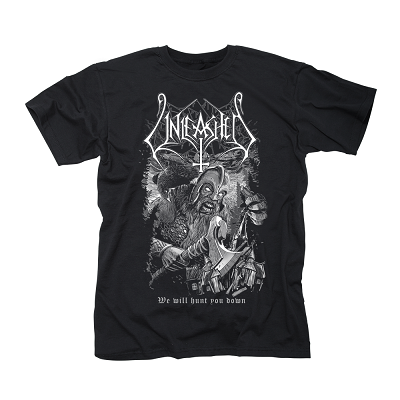 UNLEASHED-We Will Hunt You Down/T-Shirt