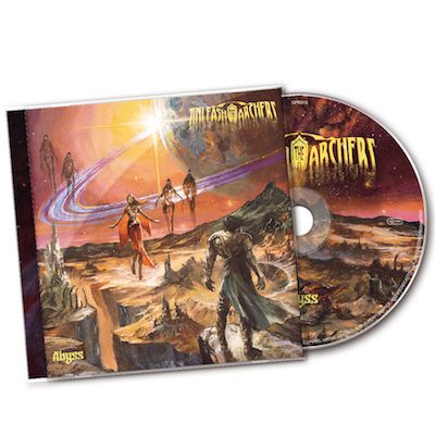 UNLEASH THE ARCHERS - Abyss / CD